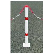 Poteaux de sécurité - Support de chaînes