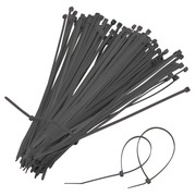 Colliers de serrage noir
