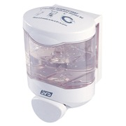 Distributeur de gel désinfectant pour abattant WC