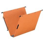 Hangmap voor kasten 33 cm bodem 50mm oranje kraft