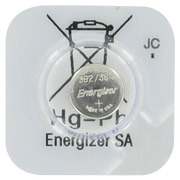 Blister van 1 batterij Energizer 384/392 SR41