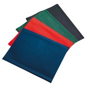 Schutzabdeckungen für Dokumente Bruneau PVC matt A4 50 Hüllen - Farbig sortiert
