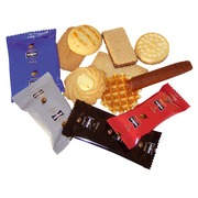Box 125 assorted biscuits Furio