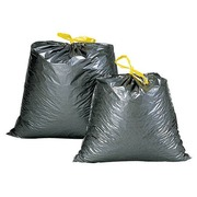 Vuilniszak 30 liter stropsluiting - doos van 100