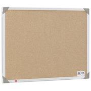 JM Bruneau cork board, 60x90cm