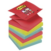 Z-notes Super Sticky Post-it 76 x 76 mm levendig