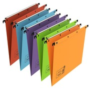 Dossier suspendu pour tiroirs 33 cm kraft Ultimate AZO Elba fond normal couleurs assorties