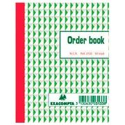 Standard selbstkopierendes Order Book 135 x 105 mm 50-3