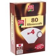 Box 80 coffee filters 1x4,