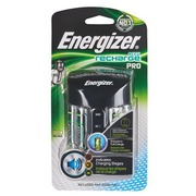 Oplader Energizer Pro + 4 LR06-batterijen