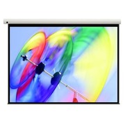 Optoma Panoview DE-3100EGA 4:3 Electric Aluminium Smart Control Projector Screen - projectiescherm - 100