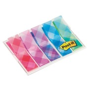 100 Fantasie Vichy Post-it Haftstreifen