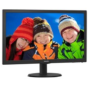 Philips V-line 223V5LHSB2 - écran LED - Full HD (1080p) - 22