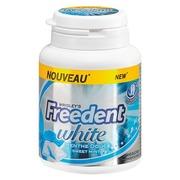 Kaugummi Freedent weiß Grüne Minze - Box von 46