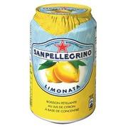 Packung mit 24 Dosen Limonata 33 cl