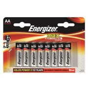 Blister de 12 piles LR06 Energizer Max