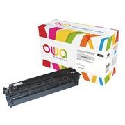Toner Armor Owa compatible HP 131X-CF210X haute capacité noir pour imprimante laser