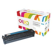 Toner Armor Owa compatible HP 131A-CF211A cyan for laser printer