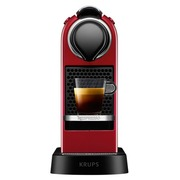Machine Krups Nespresso Citiz red