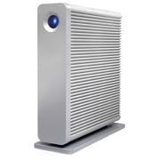 LaCie d2 Quadra - hard drive - 6 TB - FireWire 800 / USB 3.0 / eSATA-300