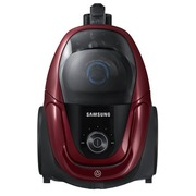 Samsung CycloneForce VC07M3130V1 - vacuum cleaner - canister - bordeaux red