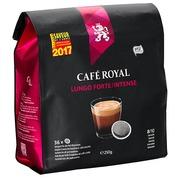 Soepele koffiepads Café Royal Lungo Forte - Zak van 36