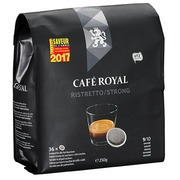 Dosettes de café Café Royal Ristretto - Paquet de 36