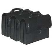 Pack 3 briefcases