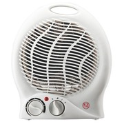 Pack with 2 fan heatings with 2 capacities + 1 for free