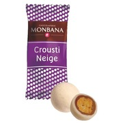 Monbana Crousti Neige - Box of 200 units