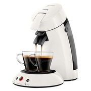 Philips Senseo Original HD6554 - Kaffeemaschine - 1 bar - Star White