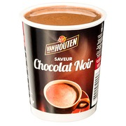Pre-dosed cup black chocolate Van Houten Easy Cup Premium Nescafé
