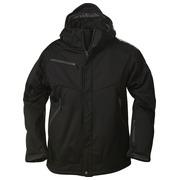 Printer Skeleton Softshell Jacket Zwart 4XL