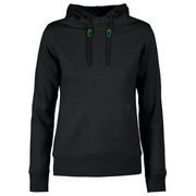 Printer Fastpitch Lady hooded sweater Noir XS