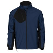 2422 softshelljacket men Navy 4XL