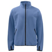 2327 Fleece Jacket Blue 4XL