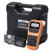 Brother P-Touch PT-E110VP - etikettenmaker - monochroom - thermische overdracht
