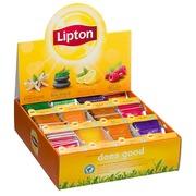 Sortiment aromatisierter Tee - Schachtel von 180 Frischebeuteln