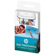Pack 20 sheets of photo paper HP ZINK
