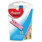 Maped mini wasknijper, doos met 10 stuks