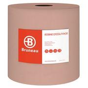 Bobine essuyage industriel Bruneau 350 m chamois - Pack de 2