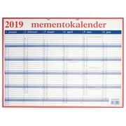 Aurora Memento-kalender Nederlands 2019