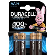 Duracell Ultra Power Alkalinebatterien
