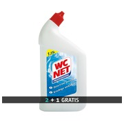 Pack promo 2 Gel Wel WC net professional = 1 offert