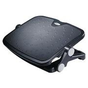 StarTech.com Verstelbare voetensteun voor onder bureau - ergonomische voetsteun - 45 cm x 35 cm - instelbare hoogte / hoek - kantelbaar - voetsteun - zwart