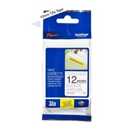 Brother TZeS231 - gelamineerde tape - 1 rol(len) - Rol (1,2 cm x 8 m)