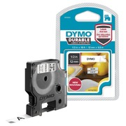 DYMO D1 Durable - label tape - 1 roll(s) - Roll (1.2 cm x 5.5 m)