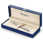 Waterman balpen Hémisphère Deluxe Cracked met palladium detail