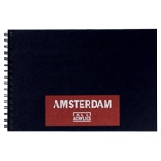 Amsterdam carnet de peinture, 30 feuilles, A4