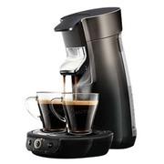 Philips Senseo Viva Café HD6566 - Kaffeemaschine - 1 bar - Schwarz/Beluga